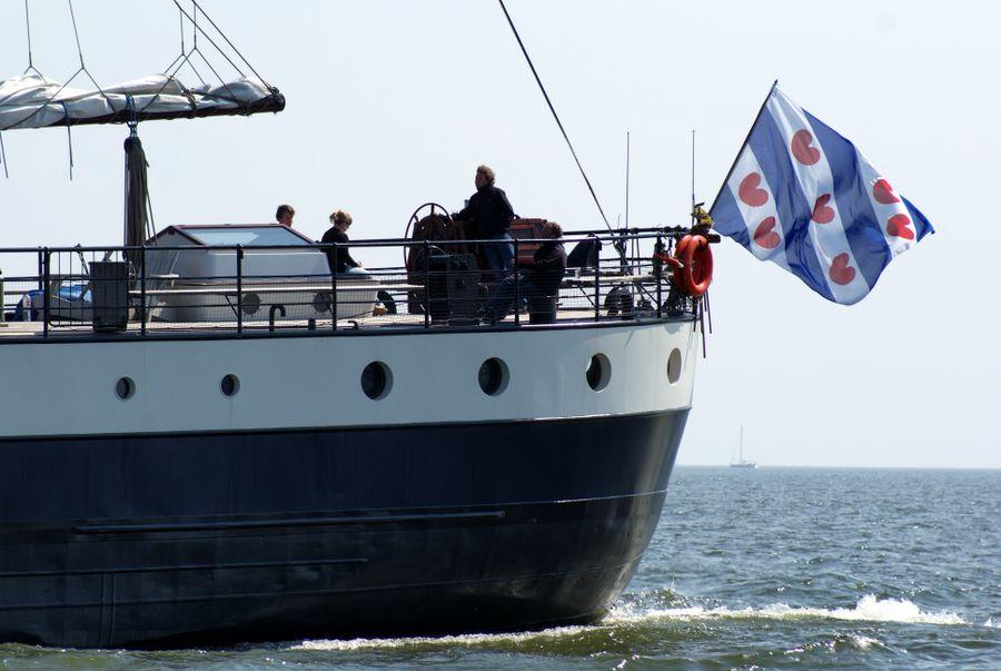 Regional flag of Friesland